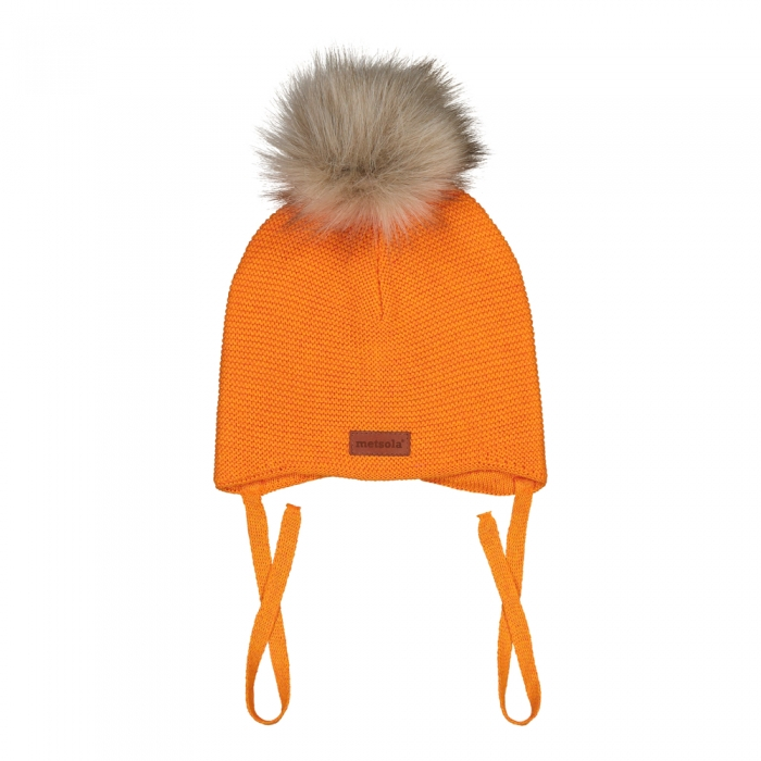 Cotton_Baby_Beanie_FUR_Papaya.jpg