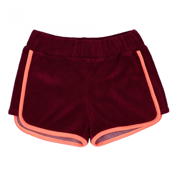 Terry Shorts Crimson.jpg