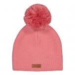 Mestola Classic Beanie 1 Pom, Strawberry Ice