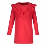 Metsola College Frilla Dress, red