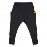 Metsola Pocket Pants, Black