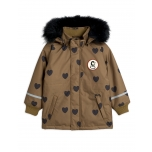 Mini Rodini K2 Hearts Parka