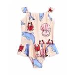 Mini Rodini Swimsuit Dolphin