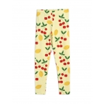 Mini Rodini Cherry lemonade Leggings