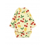 Mini Rodini Cherry Lemonade Wrap Body