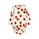 Mini Rodini Strawberry LS Body