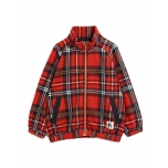 Mini Rodini Fleece Check Jacket