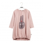 Papu Pouch Dress, Bunny